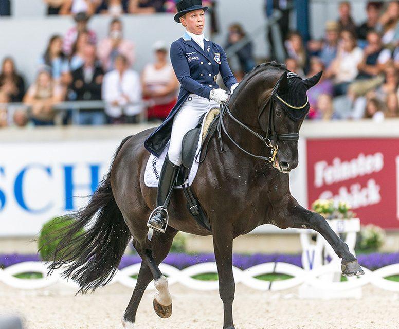 Therese Nilshagen – En hård väg till toppen