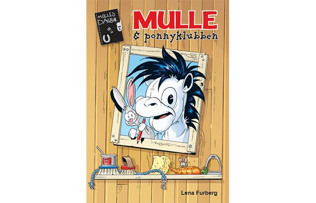 Lena läser ur Mulle och ponnyklubben!