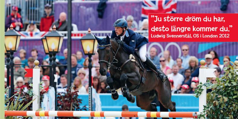 """Ludwig Svennerstål – """"Räkna med mig på nästa OS!"""""""